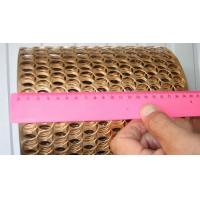 China Perforated Copper Sheet on sale