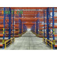 China Q235 Warehouse Racking System , Commercial Warehouse Storage Shelving Systems wholesale