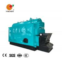 China DZH/DZL Series Fire And Water Tube Boiler , Wood Pellet Coal Fired Steam Boiler wholesale