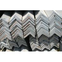 China Custom Length Mild Steel Products Steel Angle With Equal and Unequal angle wholesale