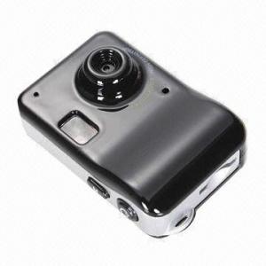 China Super High-resolution Mini DV in 8.0 Megapixels wholesale