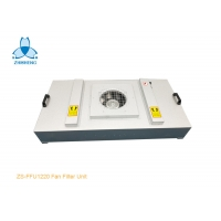 China 1000m3/H Galvanized Aluminum Fan Filter Unit For Clean Room wholesale