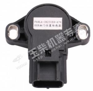 China YUCHAI EGR Throttle position sensor  F60LA-38231E0 wholesale