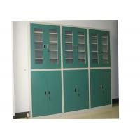 China Anti Rust Safety Storage Cabinet 16 Mm Thick Double Silded Panels wholesale
