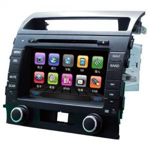 China Car DVD player KS-663 TOYOTA:Landcruiser wholesale