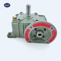 China Aluminum Worm Gearboxes WPA WPO NMRV Gear Speed Reducer on sale