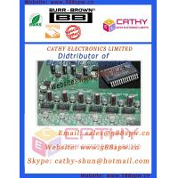 Buy cheap Sell BURR-BROWN all series(OPT) electronic components distributor of BURR-BROWN from wholesalers