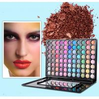 China Make Your Own Brand Baked Eyeshadow Palette 88 Color In Stock wholesale