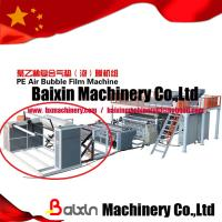 China Automatic Two Layer Air Bubble Film Extrusion Machine with Auto Cut and Rewinder wholesale