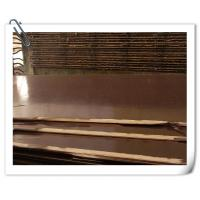 China 15mm Brown Film Construction Plywood Board with Mr WBP Glue , Fireproof and Weather Resistant wholesale