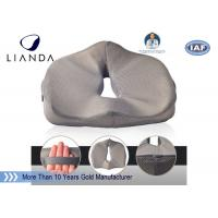 Portable Outdoors Memory Foam Seat Cushion For Stadium Events Comfortable All Day And Night Manufactures