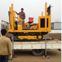 China DYLC light model CPT soil investigation drill rigs on site testing machine on sale
