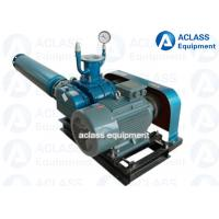 China Electric Rotary Roots Blower Vacuum Pump Used In Air Transporters on sale