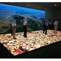 Buy cheap led dance Floor LED screen Interactive led floor panel dance floor led P3.91 from wholesalers