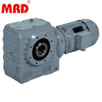 China SEW equivalent helical worm geared motors wholesale