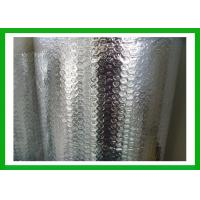 China Fire Resistant Bubble Roof Insulation Foil Roll Heat Resistant Insulation Materials wholesale