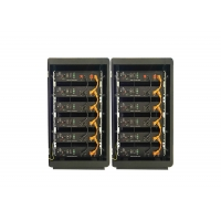 China Telecom UPS systems Lifepo4 lithium battery 51.2v 450Ah battery rack energy storage on sale