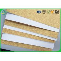 China Smooth Surface White Top Kraftliner Board 350gsm 400gsm 700 * 1000 mm In Sheet wholesale