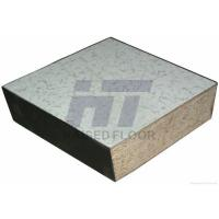 High Density Chipboard Core Access Raised Floor Load Capacity For Server Room