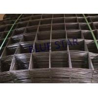 China Hot Dip Galvanized Welded Wire Mesh Sheets Stainless Steel 2mm Wire 50 * 50 Hole For Construction wholesale