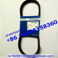 China 080109049/T80109105/80109134 FANBELT for Perkins engine 403/404/400 T80109109 T80109107 wholesale