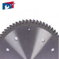 China 205mm Mental Alloy TCT Saw Blade Tungsten Carbide Tips European Standard wholesale