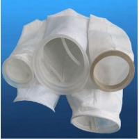 China Standard Felt Pe Filter Bags For Water Treatment Smooth Surface Polyester Material wholesale