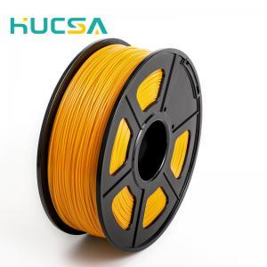 China Guangzhou Manufacturer 1.75mm 1kg plastic spool 3d printing filament pla wholesale
