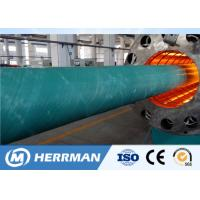 China Composite Pipeline RTP Pipe Making Machine Reinforced Winding Polyester Filament Yarn wholesale
