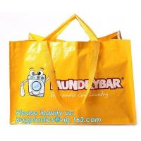 China customized misprint polypropylene woven bags/woven shopping bag ,Extra Large Strong Durable Laminated Waterproof PP Wove on sale
