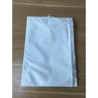 China Small Plastic Zip Lock Bags / Resealable Foil Bags 2 Colors Gravure Printing on sale