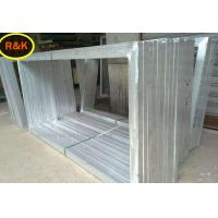 China Easy Cleaning Silk Screen Printing Frame , Aluminum Screen Printing Frames on sale