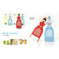 China KITCHEN PEELER - PRINCESS DESIGN (4 ASSORTED COLOR) wholesale