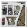 China HICTOP Reprap Prusa I3 Replicator Desktop 3D Printer With DIY Tool Kits wholesale
