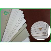 China One Side Coated Duplex Board White Surface 250gsm 300gsm For Boxes on sale