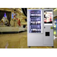 China High End Elevator Wine Vending Machine , Drink Vending Machine With Remote Control System wholesale