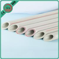 China 2 - 18.3MM Thickness Plastic PPR Pipe Sanitary Plastic Pipe Easy Installation wholesale