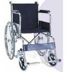 China Aluminum light weight wheelchair/steel wheelchair on sale