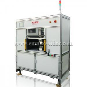 Ultrasonic welding machine for car handbrake cover