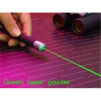 China 532nm Green laser pointer on sale