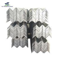 China Building Galvanized Steel Angle Plain Ends Small Tolerance Customized Size on sale