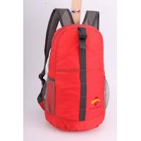China Easy Foldable Day Backpack For Trip wholesale
