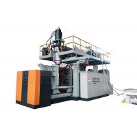 China High Speed Automatic Plastic Moulding Machine , 217kw Hdpe Blow Moulding Machine  wholesale