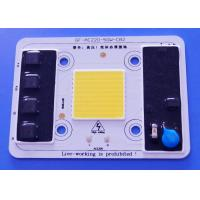 Buy cheap AC220V 50W Driverless High Power COB LED 5000-5500LM White Color SGS Approval from wholesalers