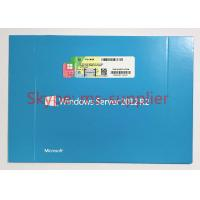 China Microsoft Windwos Server 2012 R2 Standard OEM Packing DVD 64 Bit Full Version Lifetime 5CAL Original wholesale