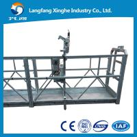 China Suspended Working Platform Hanging Device For Cleaning of Suspended platform wholesale