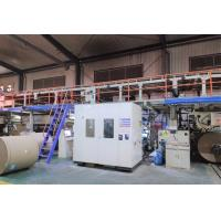 China WJ150-1800 5 Ply Corrugated Cardboard Production Line with A、C、B、E、F Flute on sale