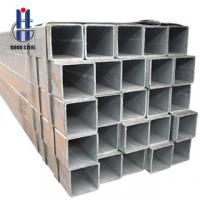 China Galvanized square steel tube-Steel tube,50*50mm-1000*1000 mm,JIS wholesale