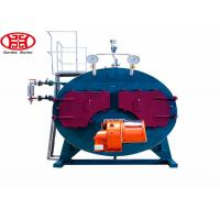 China LPG Natural Gas Steam Boiler For Food & Beverage Industry , 2 Year Warranty wholesale