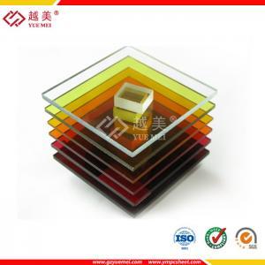 China 2015 hot sale transparent acrylic sheet wholesale